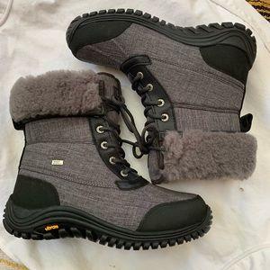 NWOT Ugg Adirondack II Waterproof Boots